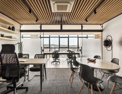 Como a iluminação natural do ambiente de trabalho afeta a produtividade