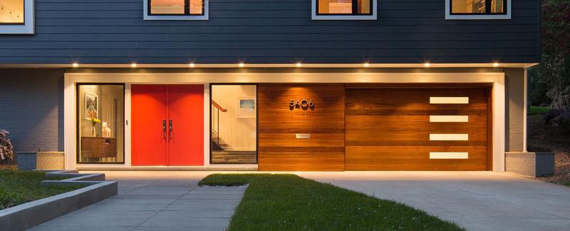 5 modelos de portas diferenciadas para a entrada principal da sua casa