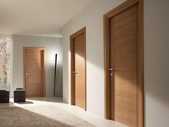 Dicas e cuidados para as portas de madeira durarem mais