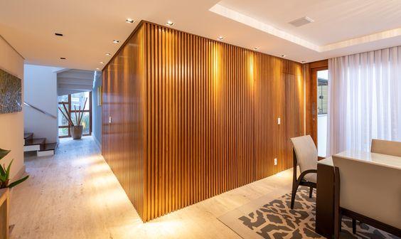 Painéis de madeira: mais sofisticações e modernidade ao ambiente